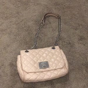 Micheal Kors quilted crossbody